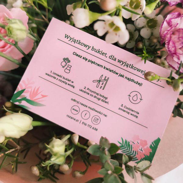 Różana - wskazówki dotyczące rozpakowania i pielęgnacji